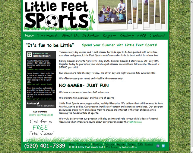 Little Feet Sports
