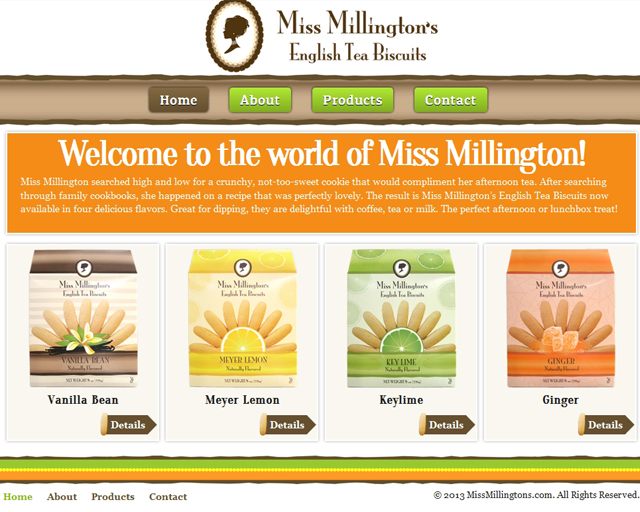Miss Millingtons