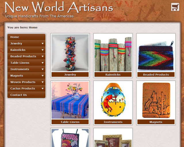 New World Artisans